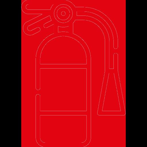 Feuerlöscher Icon